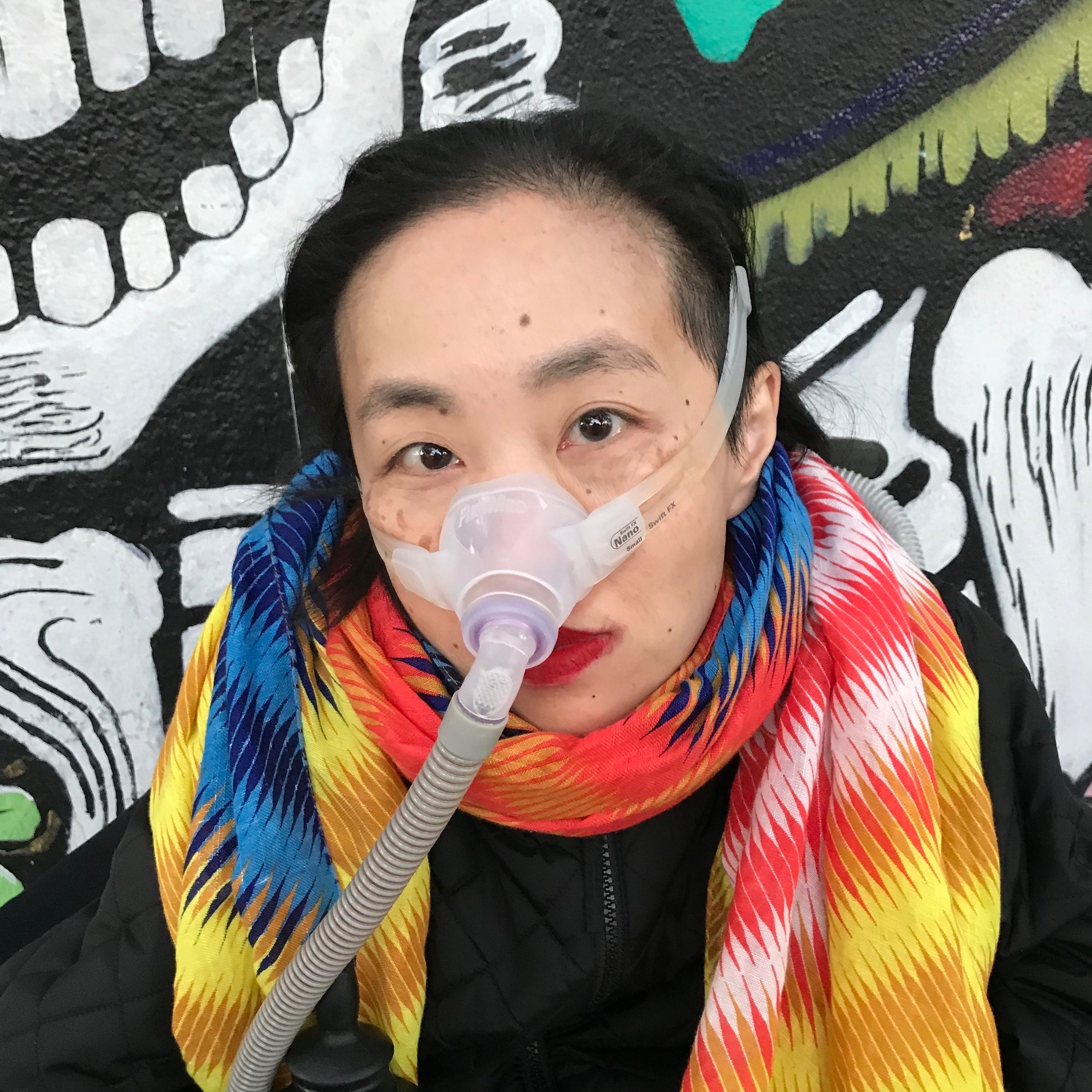 Alice Wong , Host and Co-Producer,  Disability Visibility Podcast