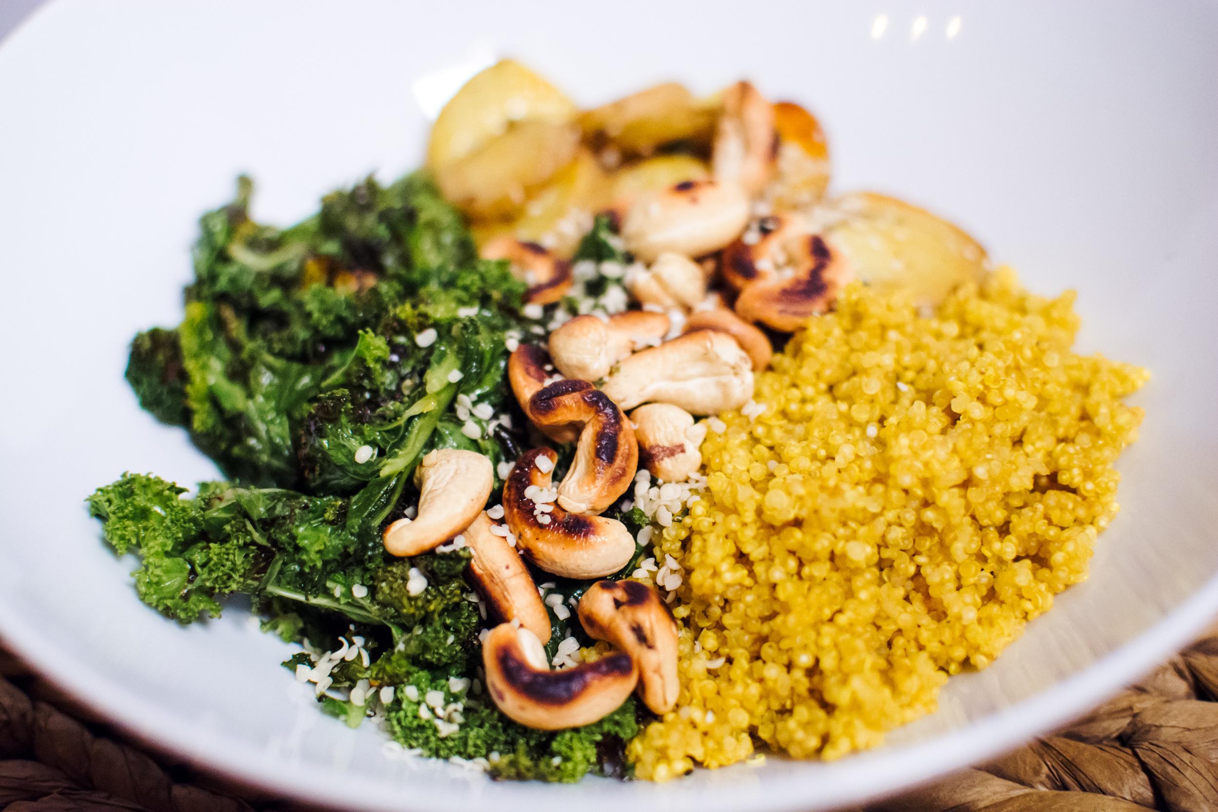 Turmeric Quinoa- DSC_1813 - © Beets & Roots.jpg