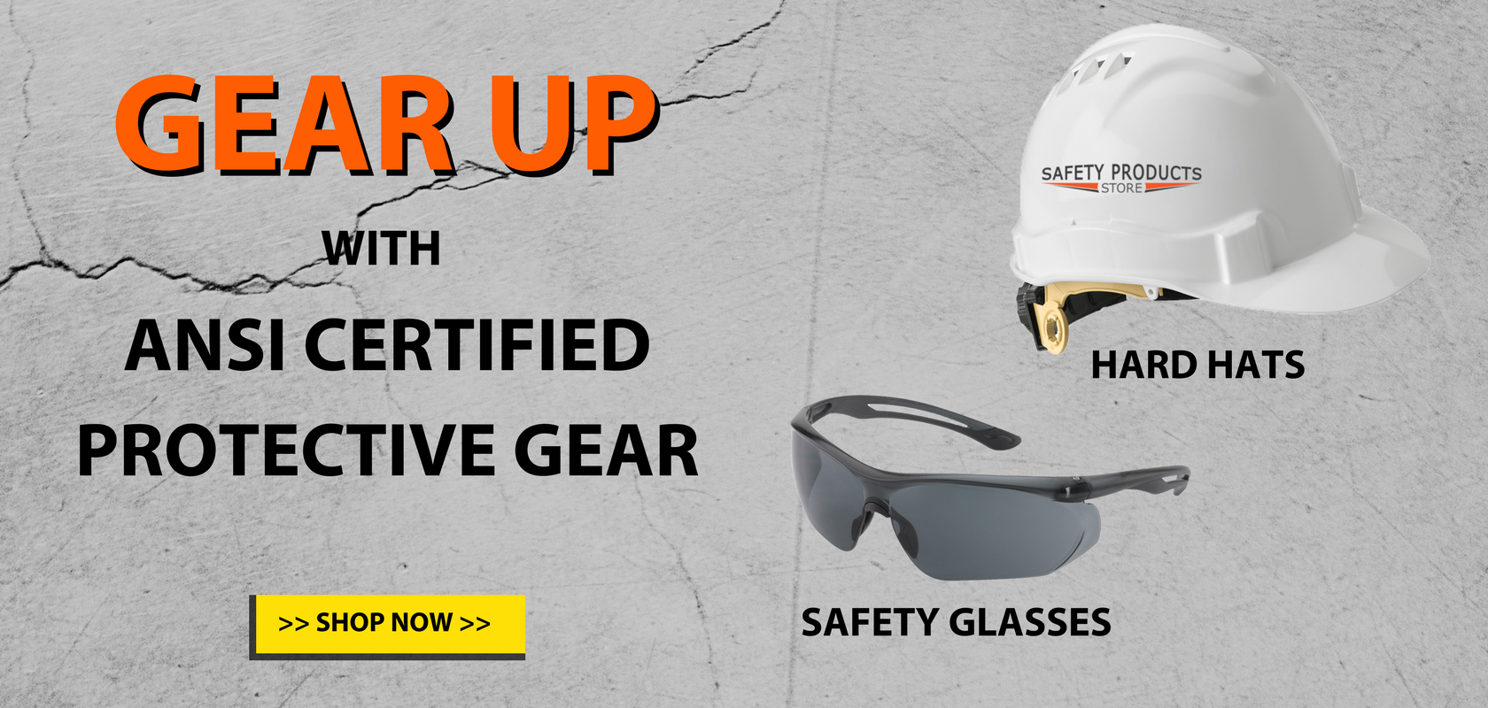 Gear Up on Safety Accessories