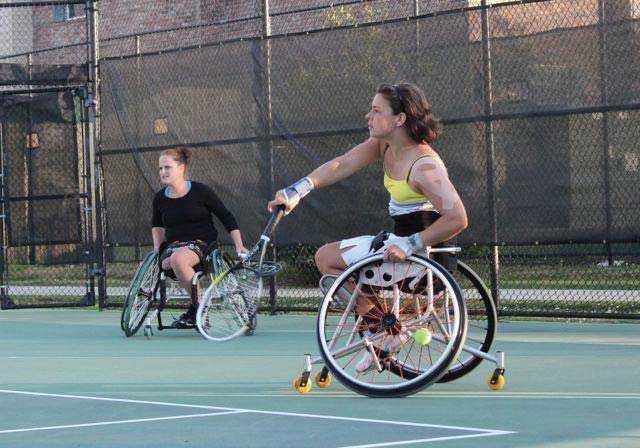 Cajun Classic Wheelchair Tennis Tournament 2016