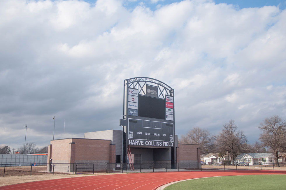 Norman High Project
