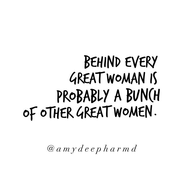 Am I right?! Tag two ladies that have stood behind you through thick and thin ♥️