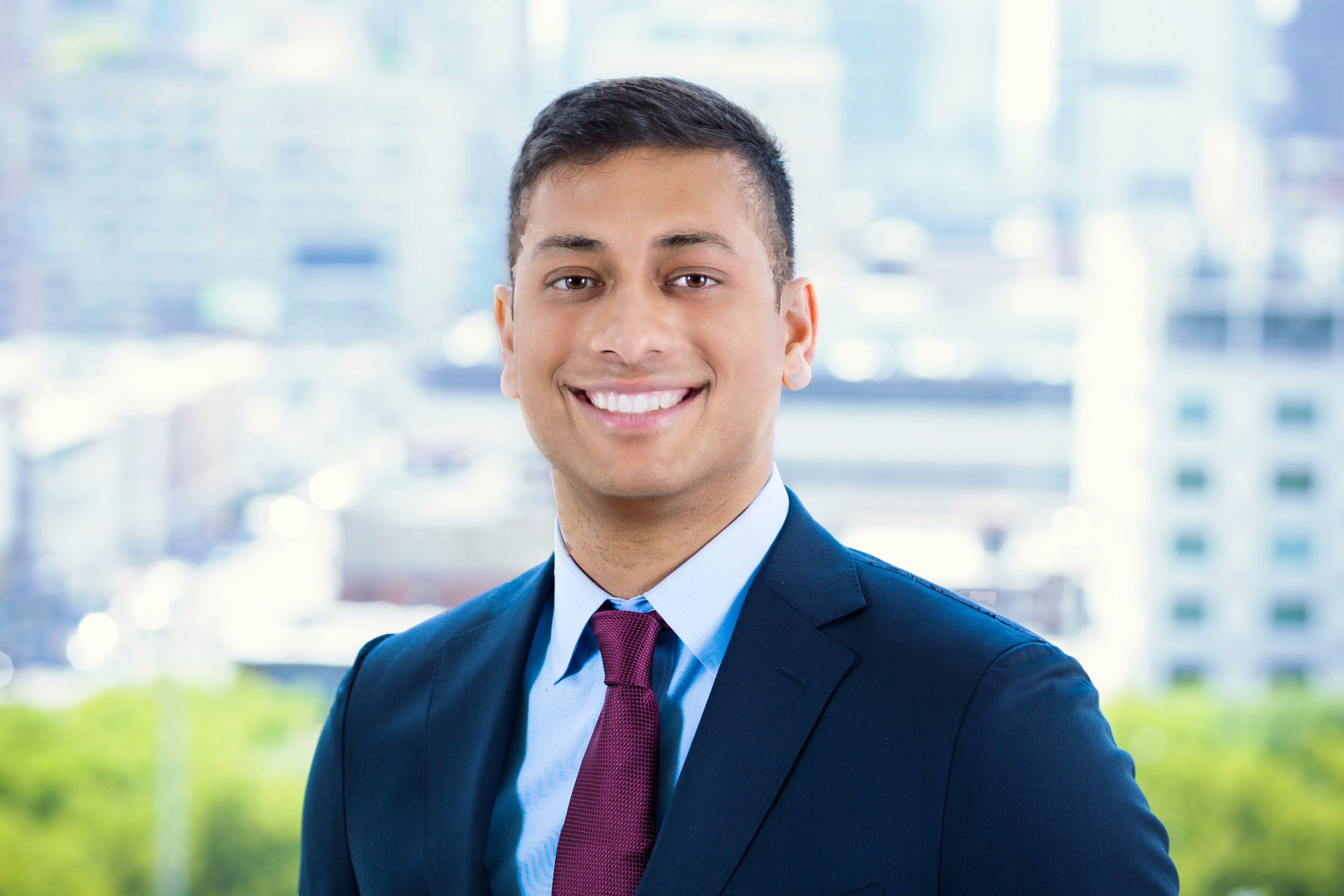 BRANDON BAKSH   Managing Director
