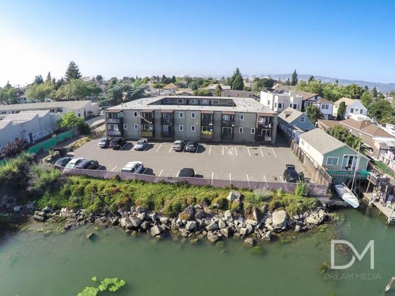 Bay View Apartments $300,000 Mezz Alameda, CA  33 units December 2018