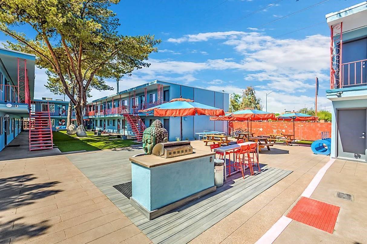 The Neon Apartments    $4,500,000   Bridge - 223(f) Las Vegas, NV 44 units January 2019