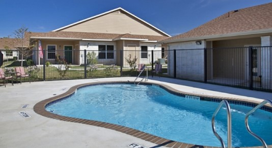 Gardens at Clearwater     $4,002,100 223(f) Kerrville, TX 80 units May 2019