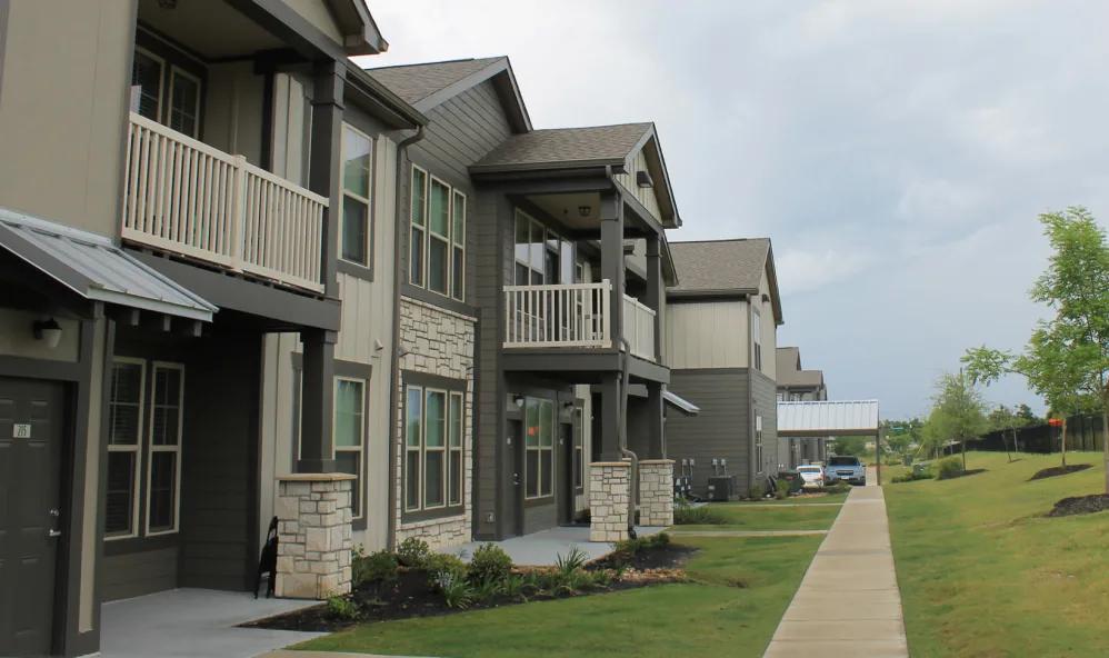 Springs at Cottonwood  $25,000,000 BR - 223(f) Waco, TX 260 units May 2019