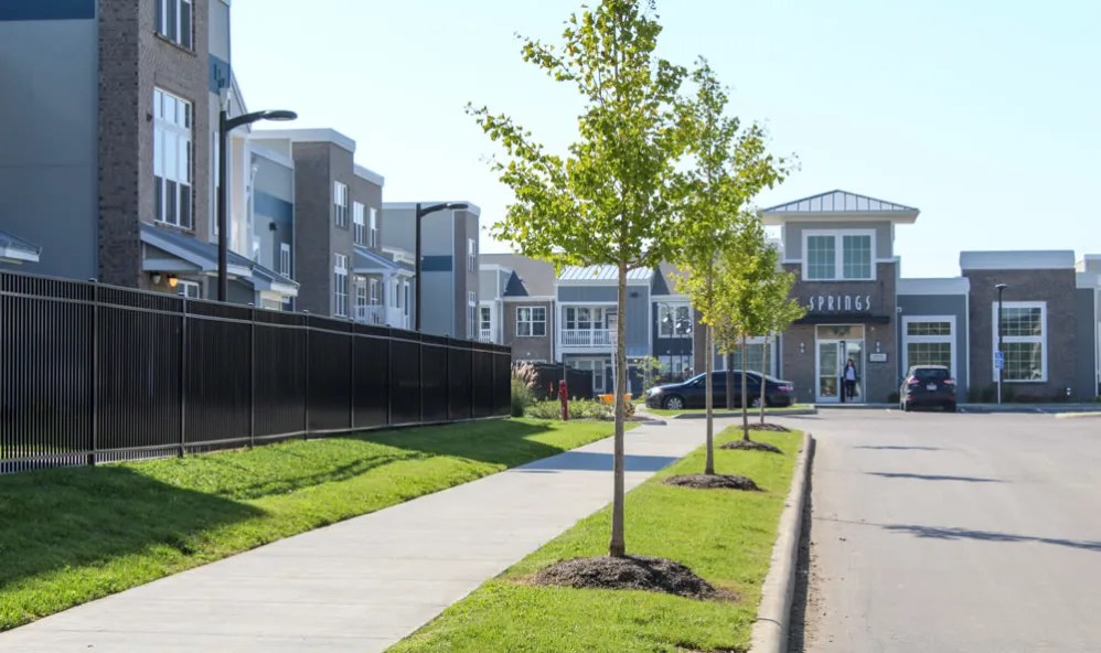 Springs at West Chester $41,000,000   Bridge - 223(f) West Chester, OH 308 units May 2019
