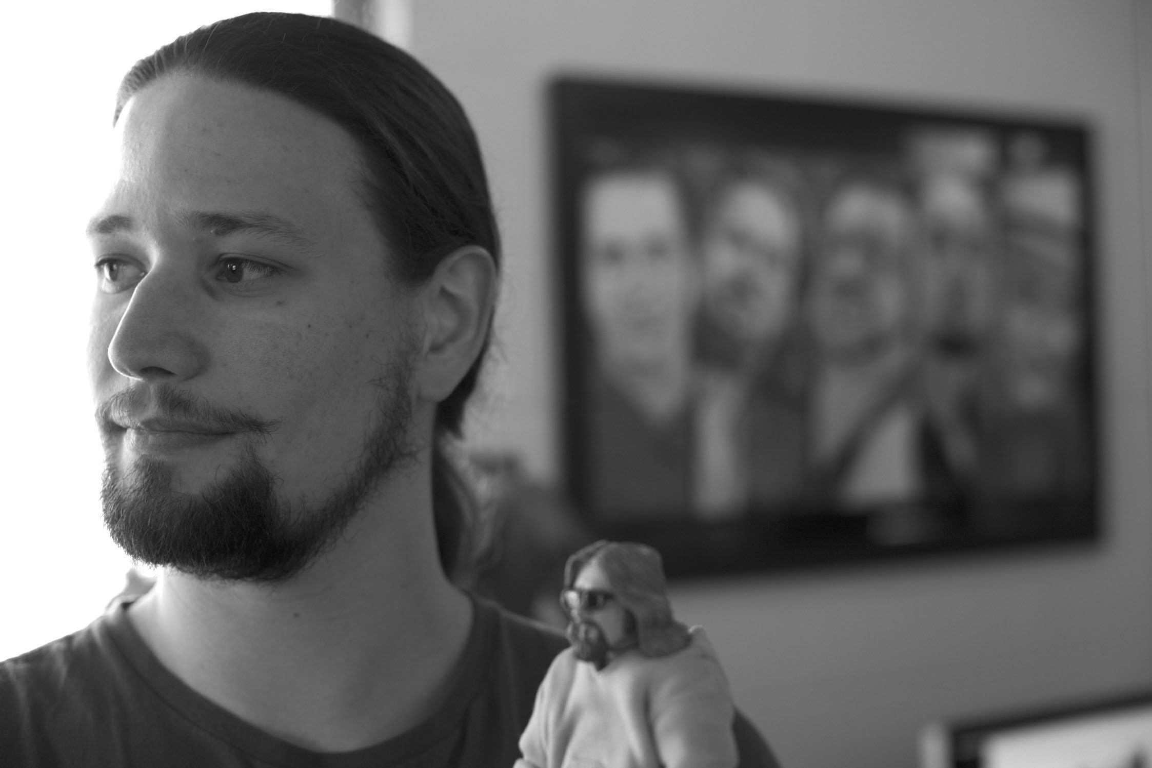 Andre Guimond is our Editor, Motion Graphics, Compositor and resident Special Effects Guru. A lot of what Andre does goes unnoticed which is the way we like it.