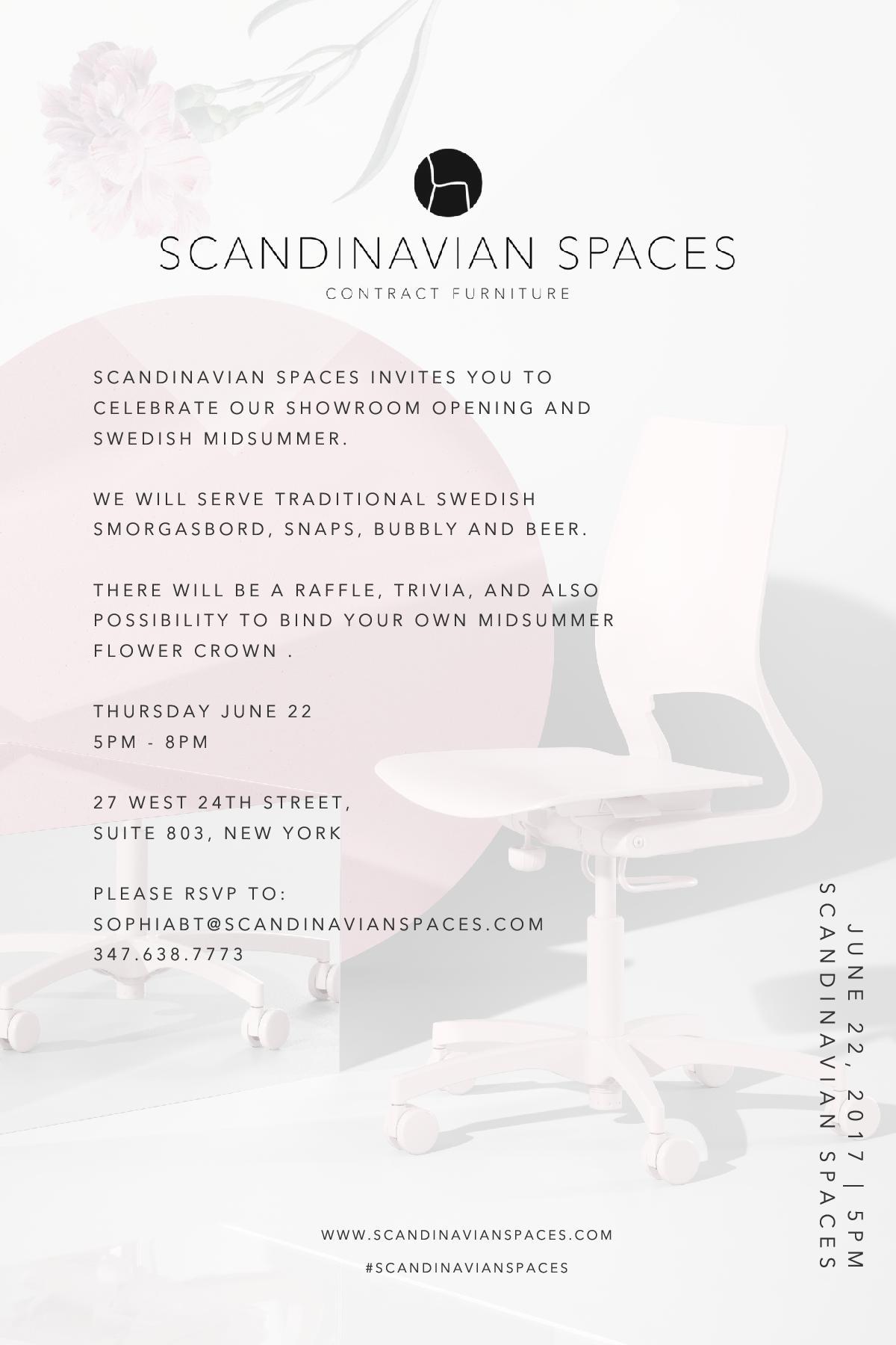 New York Scandinavian Spaces