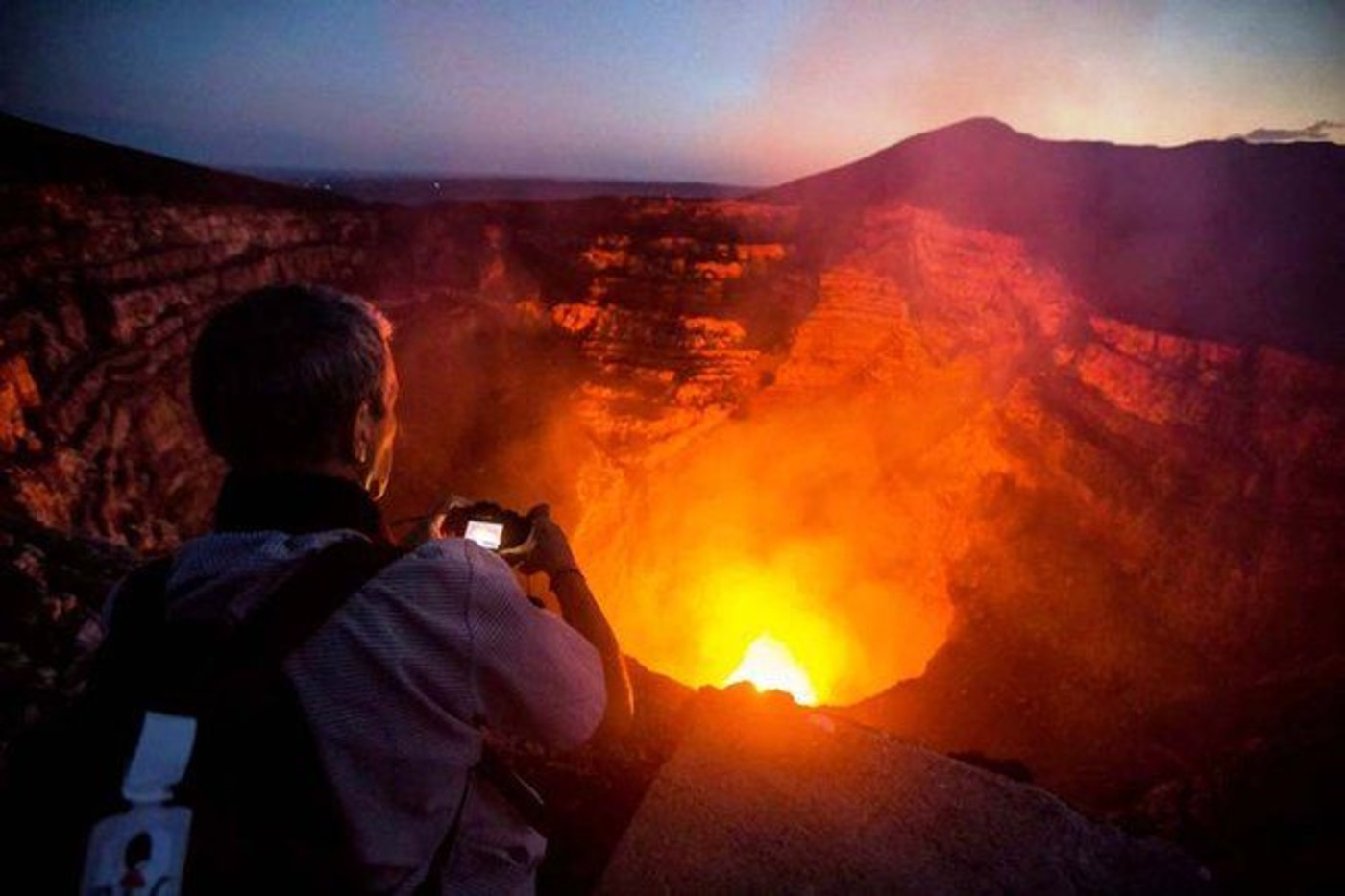 Take a Shore Excursion to the Awesome Masaya Volcano