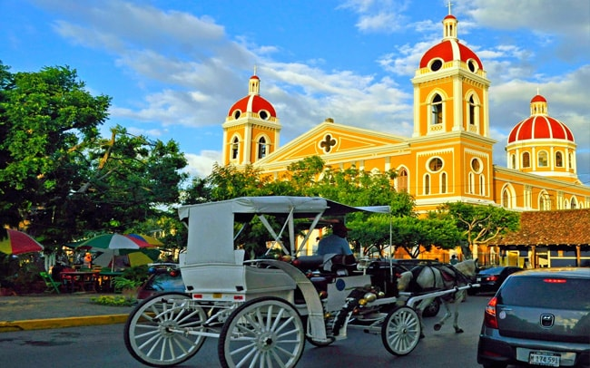 Tour Granada Nicaragua by Horse-Drawn Carriage