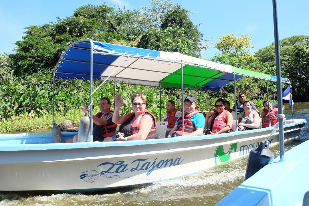 Swap Your Cruise Ship For One Of These Boats To Tour Lake Nicaragua