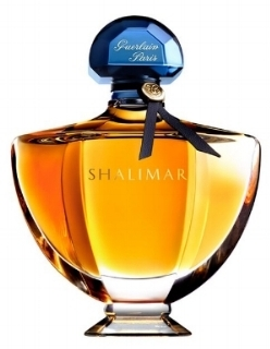 One of Rita Hayworth's favorite fragrance was Guerlain's Shalimar. Try it  here  (affiliate).