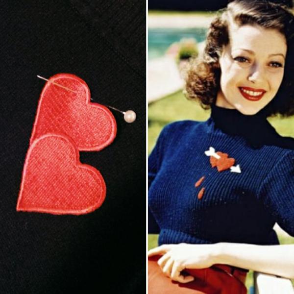 Valentines/She Wore Stars/Fashion