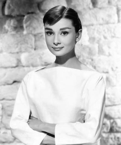 Audrey Hepburn/WikiCommons
