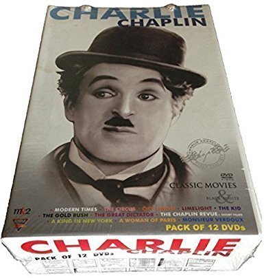 Charlie Chaplin - Marilyn Monroe reportedly loved Charlie Chaplin films (not surprising considering she dated his son!), and Clark Gable and Marlon Brando were two of her other favorite actors.