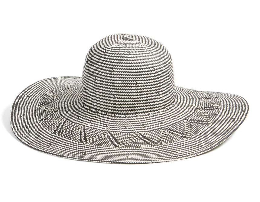 Stay Covered - This hat has you covered. Google anything that has to do with Classic Hollywood and the beach and you are going to see hats in this style over and over again... no wardrobe should be without it.