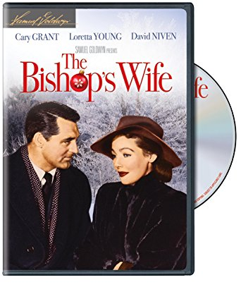 The Bishop's Wife - My all-time favorite Christmas movie. Mandatory seasonal watching, if you ask me. If it doesn't make you cry at the end, you have no heart.