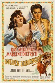 movei poster valentines day heart golden earrings marlene dietrich valentines day love.jpg