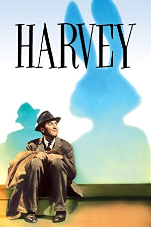HARVEY - Not very many people can get away with having an imaginary friend and not be creepy, but I have a feeling Jimmy Stewart can. Wait... or is the bunny imaginary? Guess I will have to watch it to find out.Click here to watch Harvey