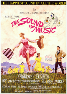 The Sound of Music - It may be cliche, but this is still one of the best movies about motherhood every made, hands down.
