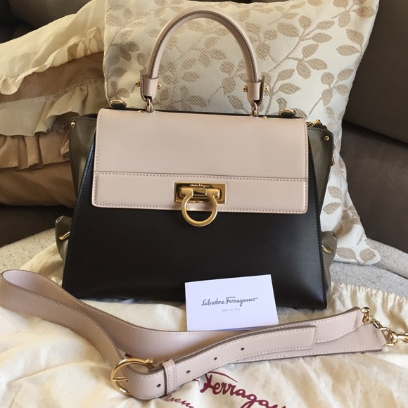 Salvatore Ferragamo Sofia - It is said that this bag is named after Sophia Loren, who was a pal of the famous designer.