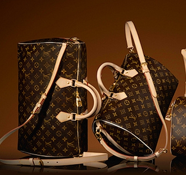 Louis Vuitton Speedy - Even though the Speedy bag was released in the 1930's, it was Audrey Hepburn who really made it the ultimate