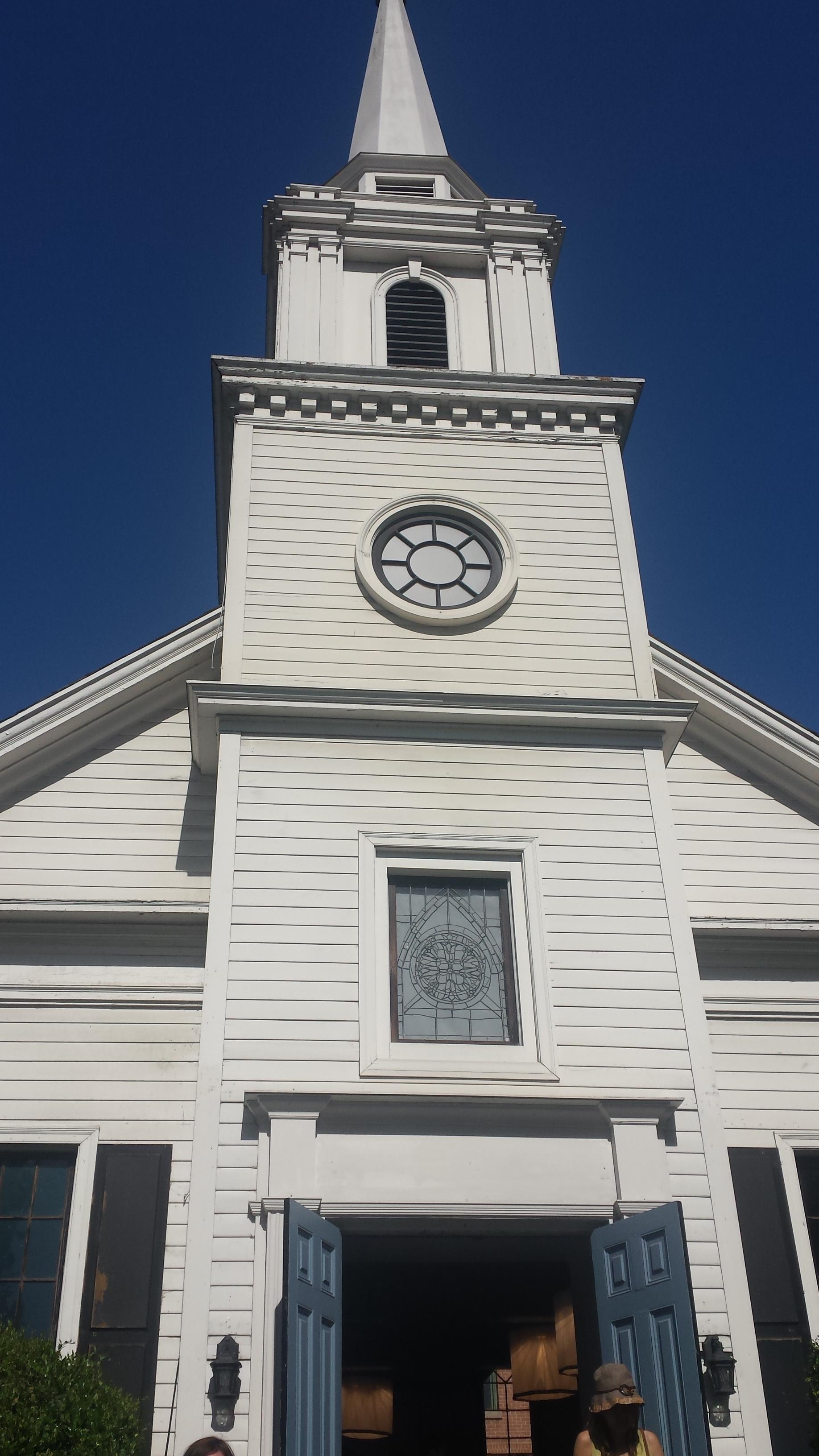 Ocean's 11 Church