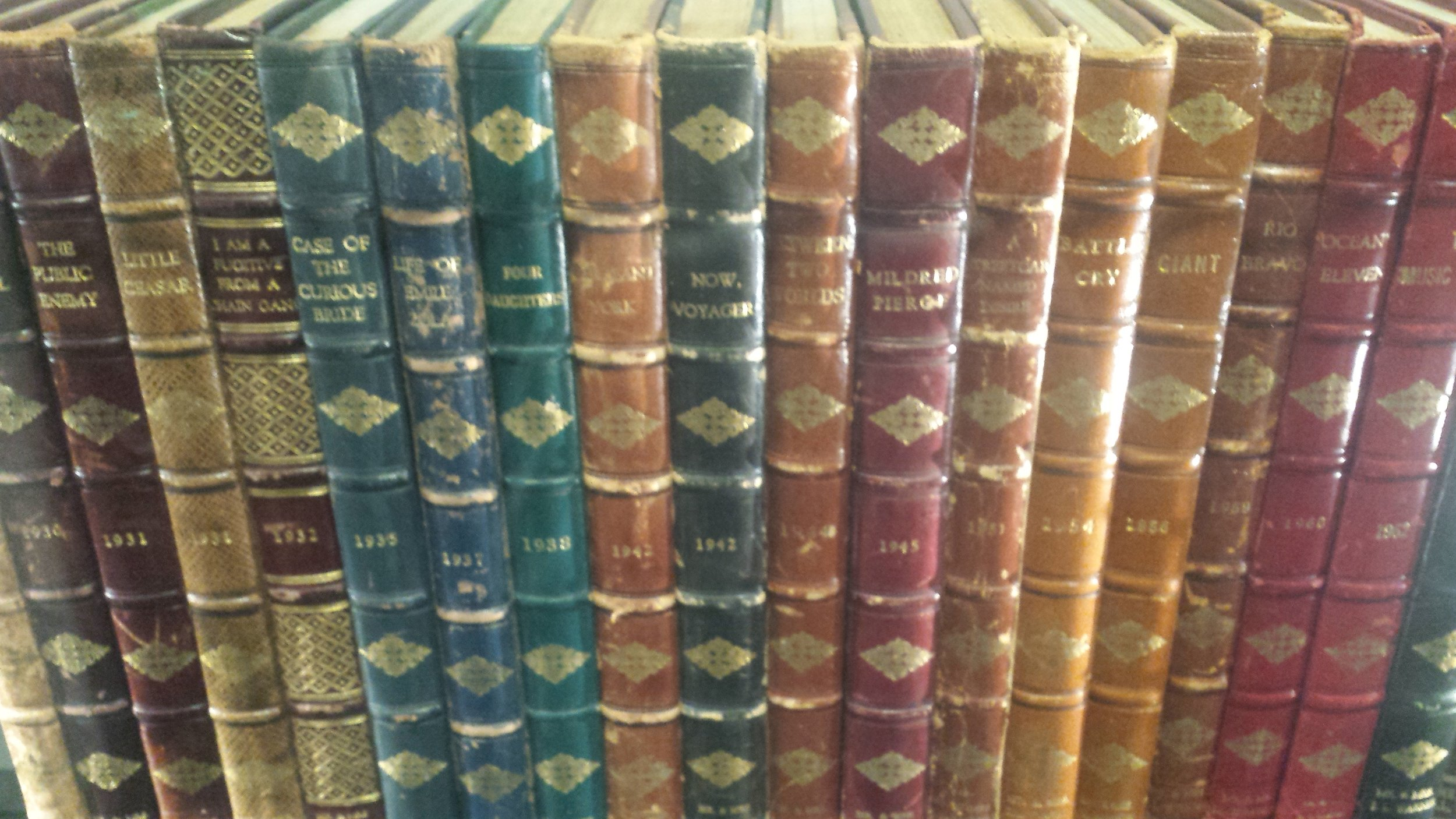 Jack Warner's Private Script Collection