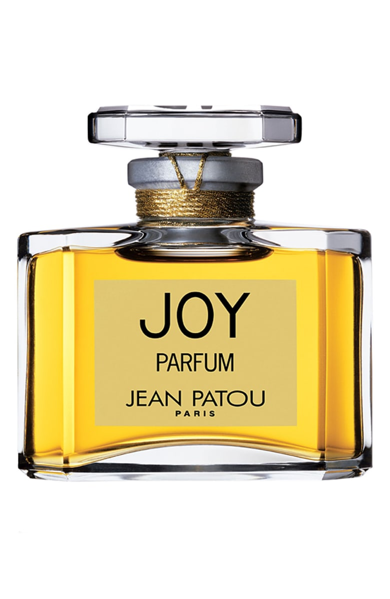 JOY PERFUME - The high price tag is attribute to the amount of roses needed to make Mae West's favorite fragrance -- 28 dozen roses are used to make 30ml!