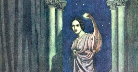 DEATH AND BEAUTY'S BREATH PART II: The REAL ANNABEL LEE - (EPISODE TO BE RELEASED)