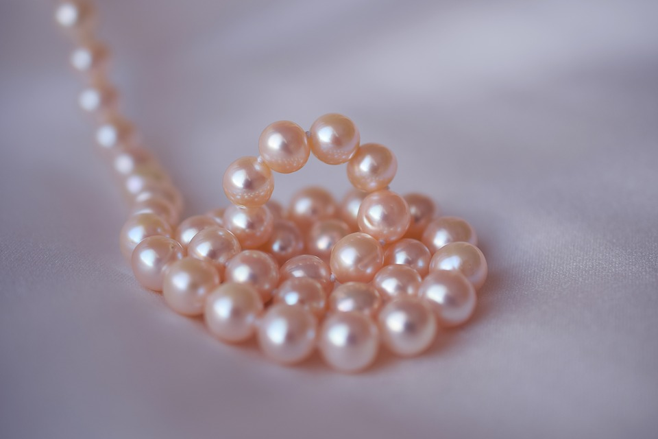 PEARLS - Hepburn may be most closely associated with diamonds, Tiffany diamonds to be exact — but in real life she preferred pearls for the way they looked warm against her skin.A pair of her classic earrings (with the cutest retro screw/clip back) went up for auction recently. You can score a similar look at Nordstroms.