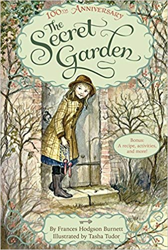 """SECRET GARDEN - She famously said, """"To grow a garden is to believe in tomorrow""""."""