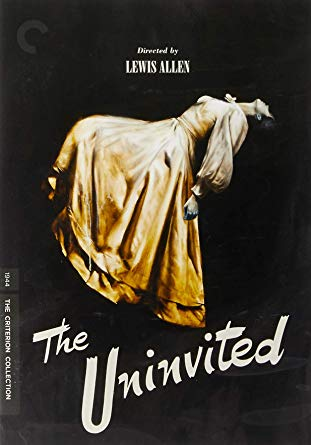 The Uninvited - When Roderick and his sister, Pamela on the Cornish coast, they don't suspect it is haunted. But before long, they discover the secret of the manor—a ghost intent on communicating with Roderick's beautiful new romance Stella. Stella is sure that the ghost is that of her mother, who died in the mansion. But what they can't figure out is, why does the ghost seem intent on harming her own daughter?