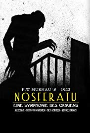 Nosferatu - Arguably the most visually stunning on this list, Nosferatu is a 1922 German Expressionist horror film.It is the vampire movie that started them all, and is defined by the the astounding performance of Max Schreck as Count Orlok