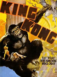 """""""King Kong"""" - Even classic movie apes feel heartbreak. You can't help but feel for King Kong as he climbs a skyscraper in search of his true love, Fay Wray.Why is this a good """"breakup"""" classic movie?This classic film reminds us that the heart wants what the heart wants. Poor King Kong can never get the girl."""