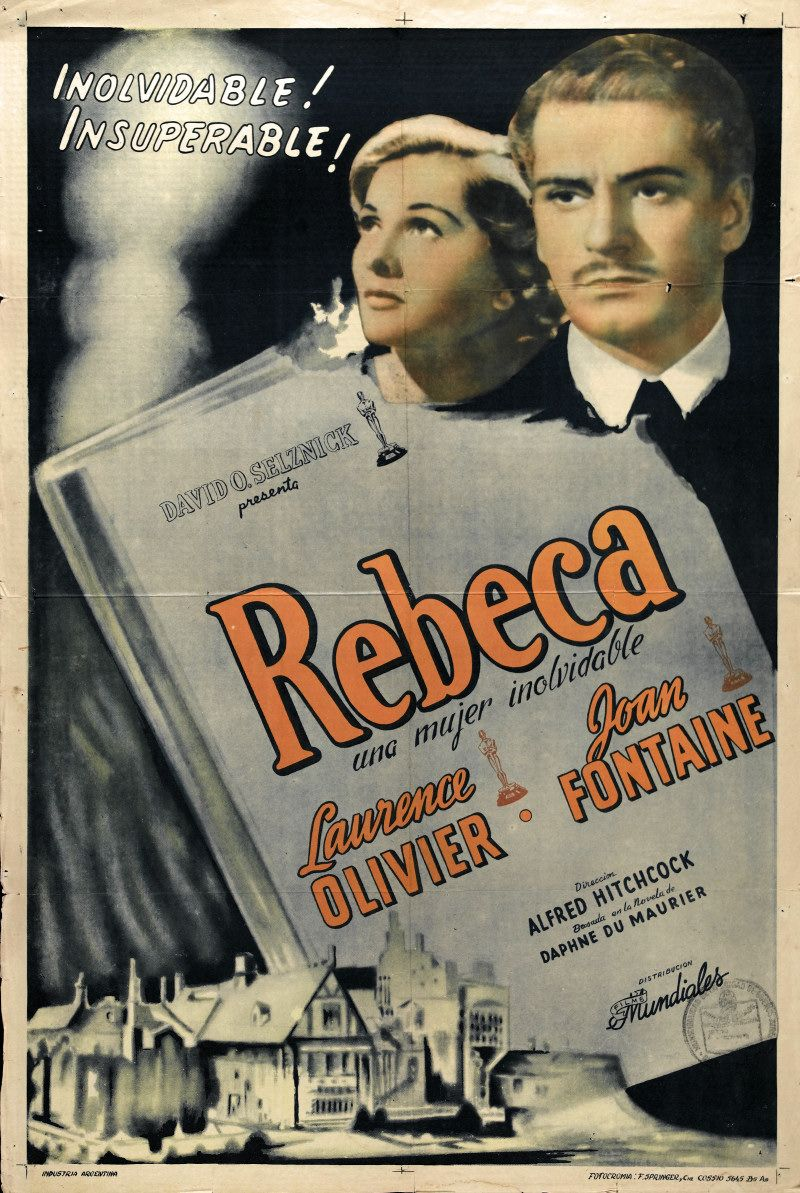 """Alfred Hitchcock's """"Rebecca"""" - If you find yourself in a downward spiral, thinking over your ex's new significant other, watch this movie. No, seriously, put down Instagram. Stalking your ex enjoying gluten-free ice cream with his/her new lover is going to do you no good. Watch this this splendid Hitchcock thriller instead.Why is this a good """"breakup"""" classic movie?Because it will make you wonder if that new person in your ex's life is as much of a triumph as they seem."""