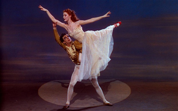 """The Red Shoes - In this classic drama, Vicky Page (Moira Shearer) is an aspiring ballerina torn between her dedication to her art and desire to find love. Because, in classic movies, these two things can never seem to co-exist for some reason.Why is this a good """"breakup"""" classic movie?Most of us have had career dreams break up a relationship at some point or another. This classic film is alllll about that."""