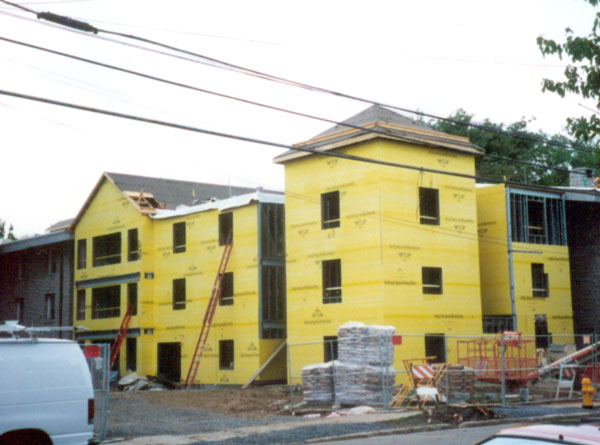 Wilson/Davidson Dormitory Addition, Dickinson College