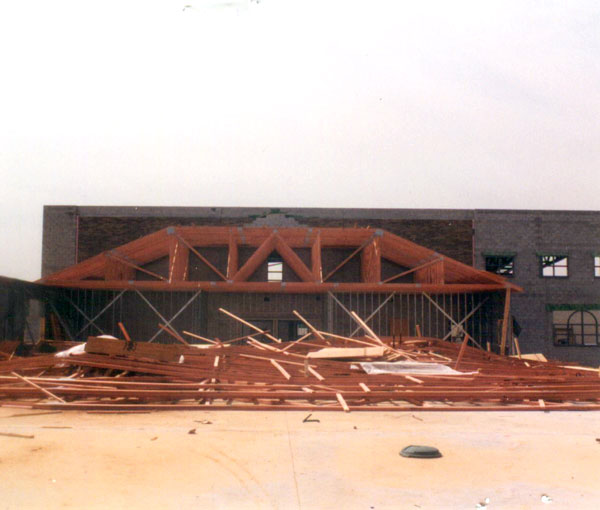 Roof Truss Collapse Investigation