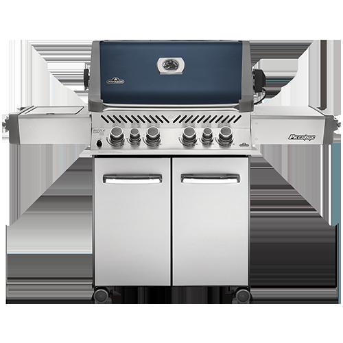 The Prestige® Series P500RSIB Gas Grill at Chim Chimney Fireplace Pool & Spa