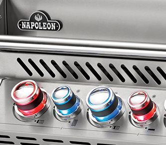 Night Light Control on Napoleon's Prestige PRO™825 for sale at Chim Chimney Fireplace Pool & Spa Wenatchee