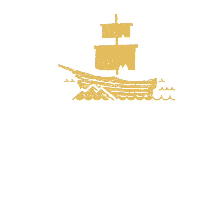 Copy of Sober-Island-Logo-gold-ship-white-text-reverse.png