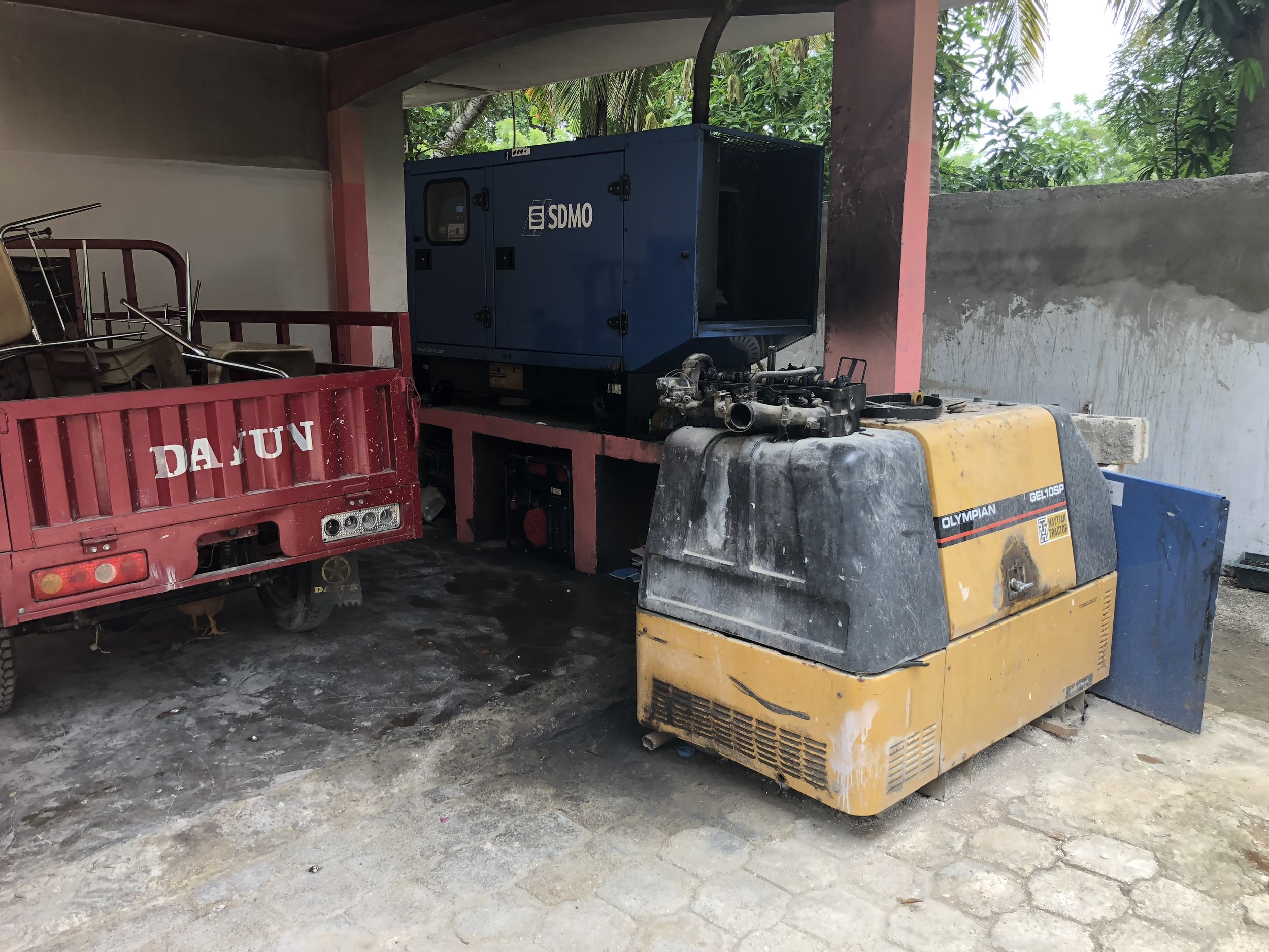 Damou Generator