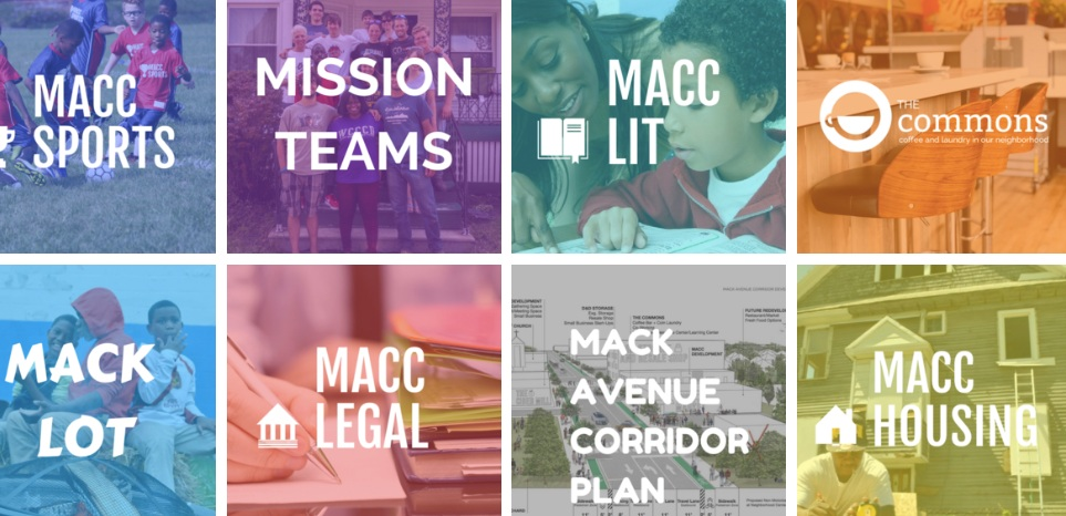Mack Avenue Community Church & Development - 48214 - Detroit Michigan