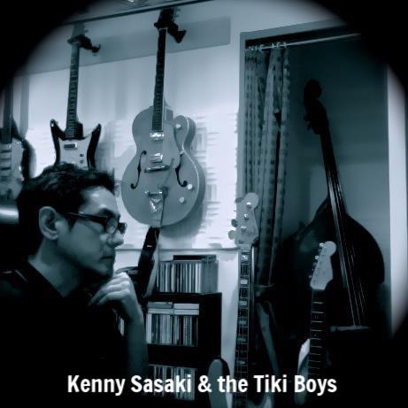 Kenny Sasaki & the Tiki Boys