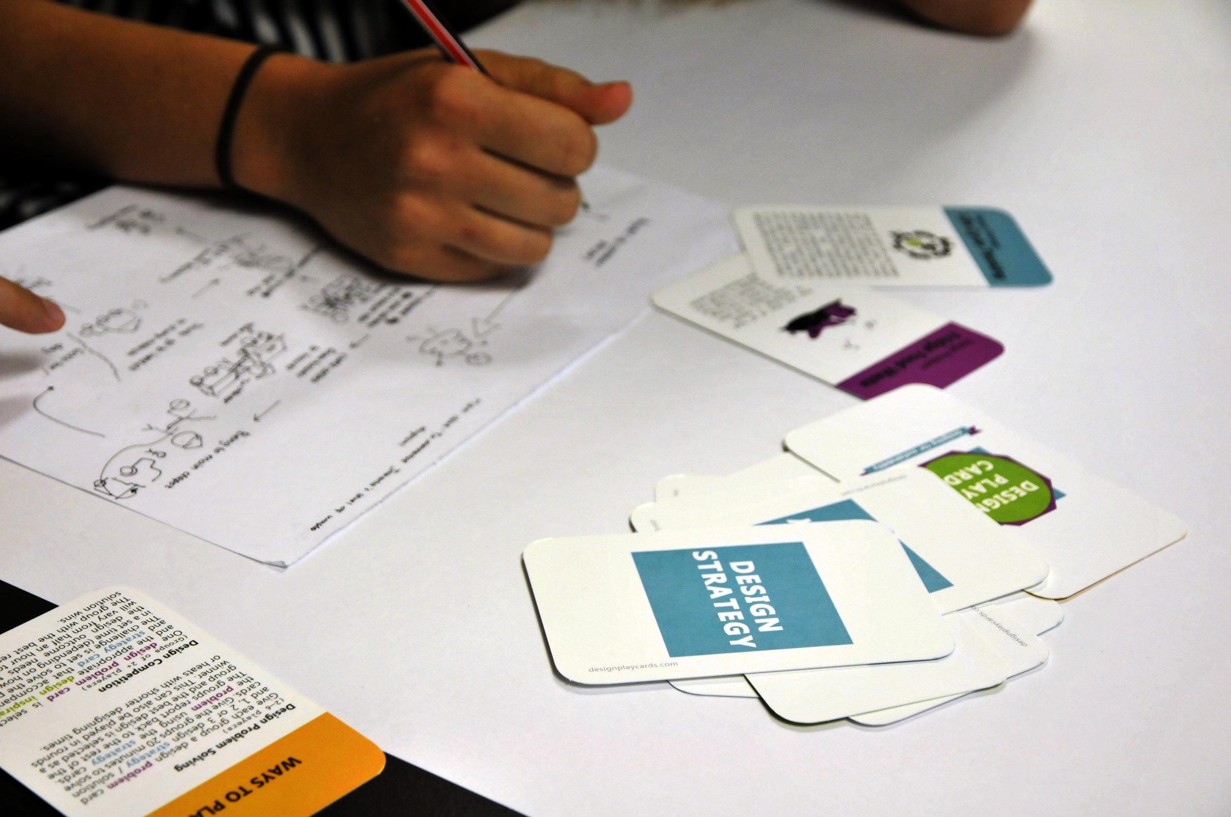 creative problem solving game through sustainable design by leyla acaroglu