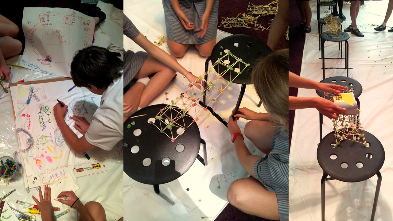 design play days sustainability education by leyla acaroglu