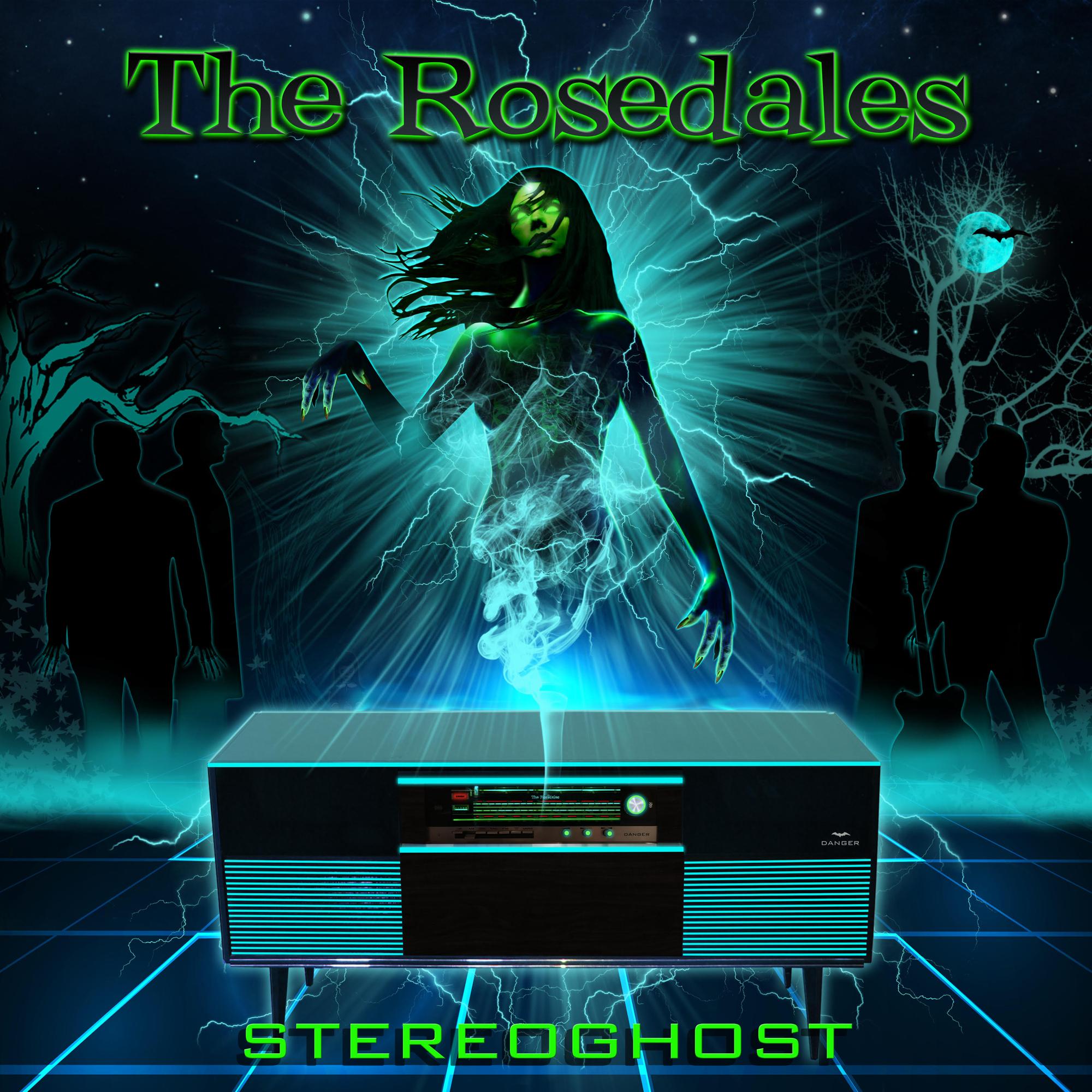 The Rosedales - Stereoghost CD 1  (190621073531|15.00.0.00)  [+Peso($43.00 c/100gr)] (IMP)